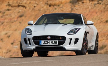 Jaguar F-Type 3.0 V6 S Coupe