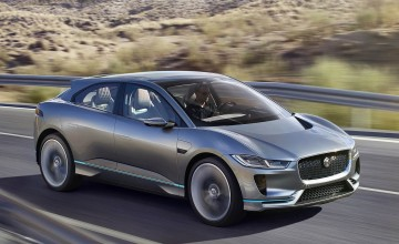 Electric Jag is a reality ... virtually