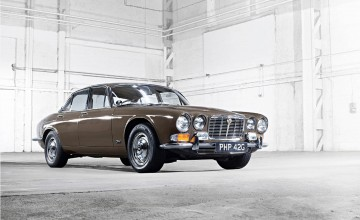 Classic Jaguars star in City concours