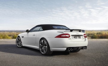 Jaguar unveils its fastest ever soft top