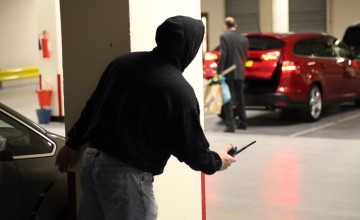 Keyless car theft on the rise