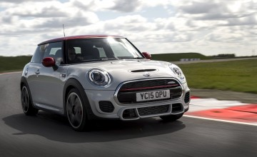 MINI JCW is the works