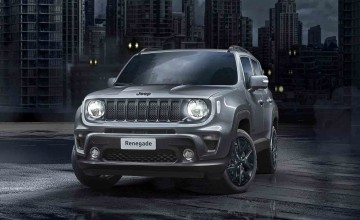 Jeep's new creatures of the night