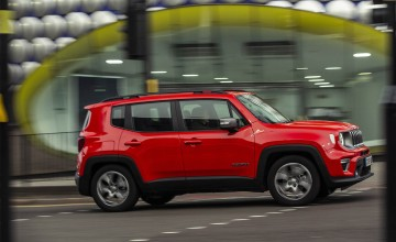 Jeep Renegade 1.3 Turbo 4xe PHEV