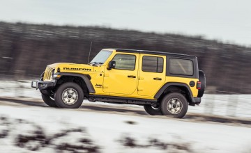 Jeep Wrangler Unlimited Overland 2.0 four door