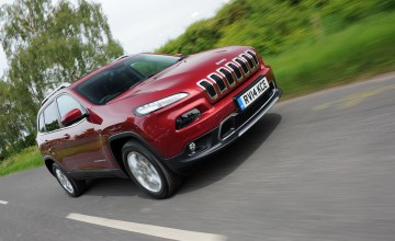 Jeep Cherokee Limited 2.2 Automatic 4x4