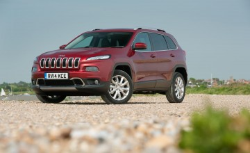 Jeep Cherokee 2.0 Limited 140 4x4