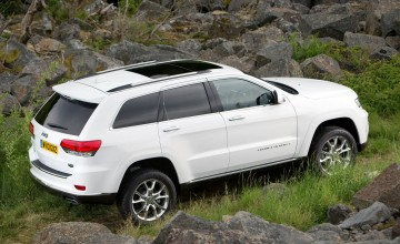 Jeep Grand Cherokee 3.0 CRD V6 Summit