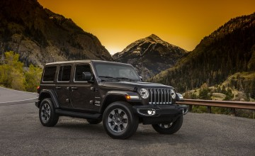 New Wrangler stays true to form