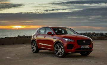 Jaguar E-PACE 250ps HSE R-Dynamic