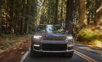 Jeep reveals new Grand Cherokee