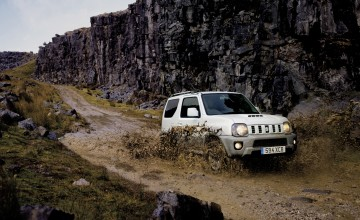 Suzuki Jimny has new Adventure