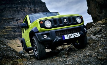 Suzuki brings Jimny right up to date