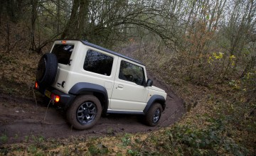 Suzuki Jimny set to make a big splash