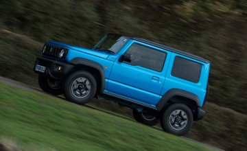 Suzuki keeps new Jimny true to cause