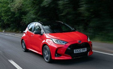 Toyota Yaris Hybrid Launch Edition