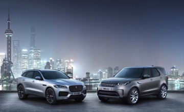 JLR boosts homeland sales