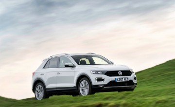 Stylish T-Roc a first from VW