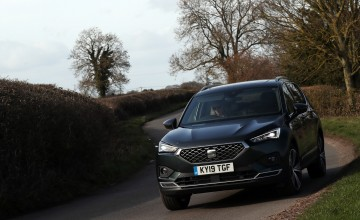 SEAT launches new SUV flagship