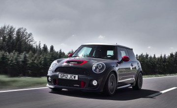 Hot new MINI JCW GP for 2020