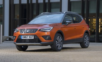 SEAT on a roll with new Arona