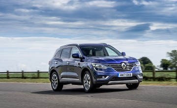 Renault serves up a tasty SUV