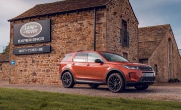 Latest Discovery Sport simply brilliant