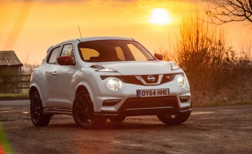 Nissan Juke joins the million club