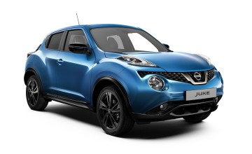 Nissan Juke showcases improvements