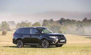 Mitsubishi launches special edition PHEV