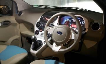 Ford Ka 1.2 Studio Connect