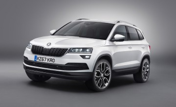 Standing orders for Skoda Karoq