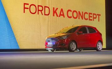 Bigger future for new Ford Ka