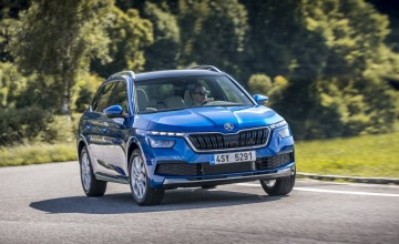 Kamiq cuts it as Skoda's compact SUV