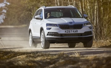 New year arrival for Skoda Karoq