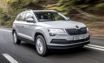 Karoq at the double for Skoda