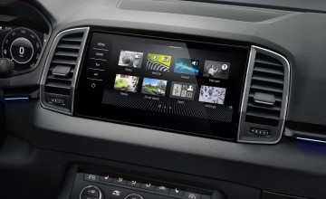 Skoda switches to more tech