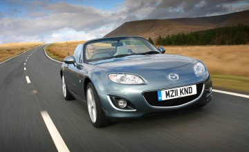 Mazda MX-5 back on Motability
