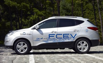Fuel cells the future of motoring