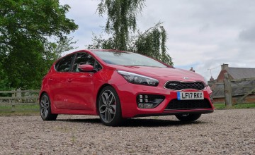 Kia cee'd - Used Car Review