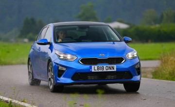 Kia sows Ceed for sales success