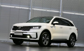 New Sorento set for summer launch