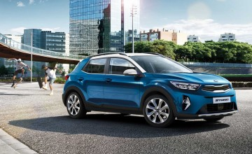 Hybrid power for latest Kia Stonic