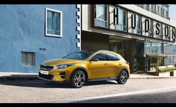 Kia XCeed aims for sporty drive
