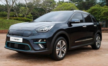 Kia Niro EV revealed