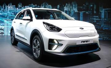 Kia Niro EV - the future revealed