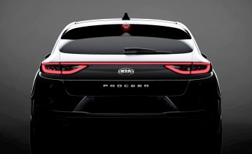New Kia ProCeed revealed