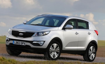 Kia Sportage gets top used car award