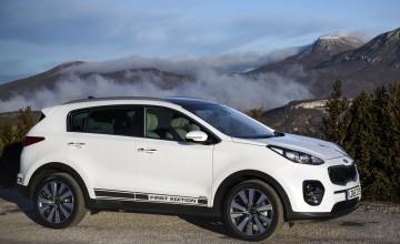 New Kia Sportage puts on the style