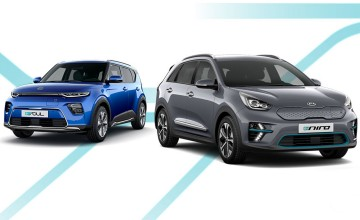 Kia outlines electric strategy